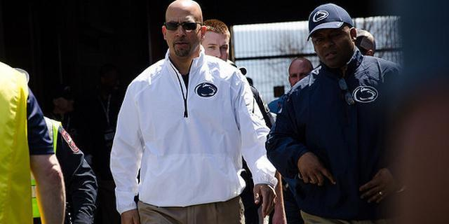 Penn State Football: Franklin Extension Moving Along Per Barbour